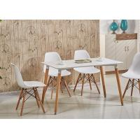 Wholesale Fashion Design wooden and plastic dining table 1541F from china suppliers
