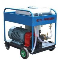 Buy cheap 500bar 22kw high pressure wet sand blaster from wholesalers