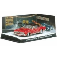 Buy cheap Mercury Cougar, James Bond: On Her Majesty's Secret Service - Eaglemoss from wholesalers