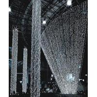 Rubber cable LED Curtain light Manufactures