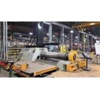 Buy cheap Cole Tuve Four Roll Plate Bending Roll, Model 4RS-10-640  2012! from wholesalers