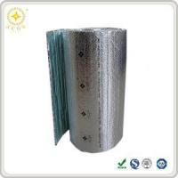 China High R Value Thermal Foil White Double Bubble Insulation Wrap for Duct on sale