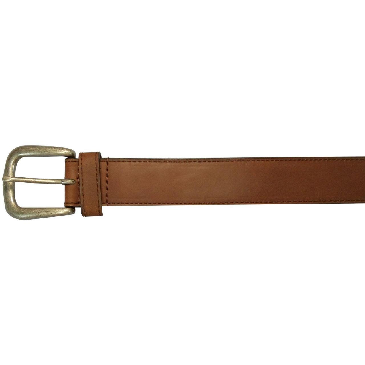 Buy cheap 42 PLAIN BROWN LEATHER FIELD & STREAM BELT from wholesalers