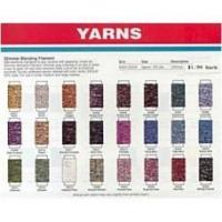 Wholesale Yarns (20) (2515)Purr-fect Punch METALLIC yarn- 1 ply - 200 yds. from china suppliers