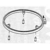 "Wholesale Threaders (2418l) No Slip Hoop 14"" w/ 1 1/4"" Legs from china suppliers"