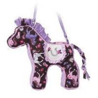 Buy cheap Douglas Cuddle Toy Pink Filly 10 Inch Sillo Shoulder Strap Quilt Purse from wholesalers