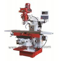 Buy cheap X6333W Vertical and Horizontal Milling Machine from wholesalers