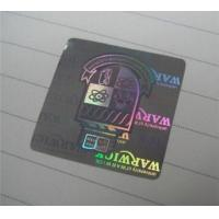 Buy cheap Security Hologram Label from wholesalers