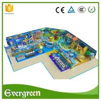 Buy cheap Factory Price Safe Commercial Indoor Playground for Children from wholesalers