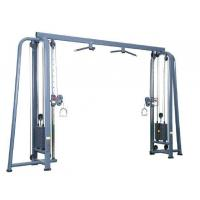 Buy cheap Easy Installation Used Gym Equipment / Cable Crossover Fitness Machine from wholesalers