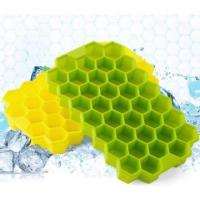 Buy cheap cellular shape silicone ice cube mold from wholesalers