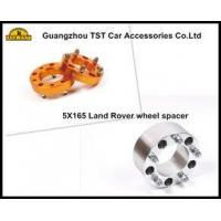 Buy cheap 35Mm Land Rover Wheel Spacer Adapters Tire Spacers 5X165 / 5X6.5 from wholesalers