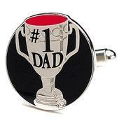 Buy cheap #1 Dad Cufflinks from wholesalers