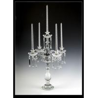 The Glass Fireplace Candelabra And Candlestick For Sale Manufactures