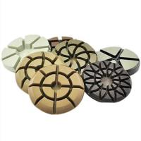 Buy cheap Diamond Polishing Pads For Granite and Marble Floor from wholesalers