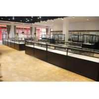 Jewellery Showroom Shop Counter Design Manufactures