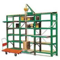 Buy cheap Metal Industrial Mold Rack System with Loading 2000kg from wholesalers
