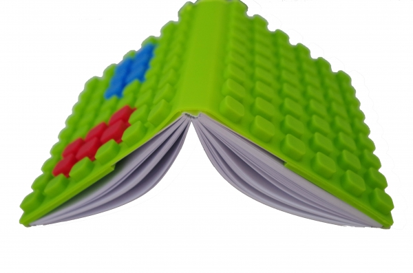 Quality Silicone Book Cover with Block for sale