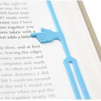 Buy cheap Amazing newest design cute finger silicone book mark product