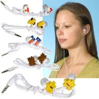 Buy cheap Customized 2D/3D earphone from wholesalers
