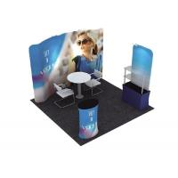 Buy cheap pop up display 3DMAXBooth 007 Trade show booth from wholesalers