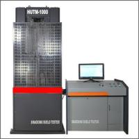 Buy cheap 1000 kn Computer Controlled Electro Servo Hydraulic Universal Testing Machine from wholesalers