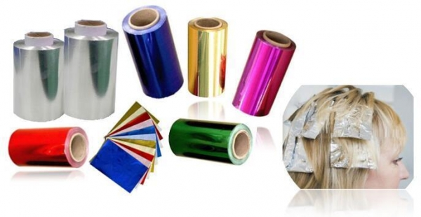 Quality Aluminum Foil Container Hairdressing Foil for sale