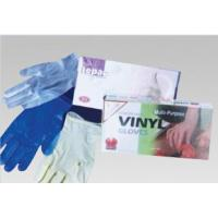 Buy cheap PVC、PE、Nitrile、Latex Gloves from wholesalers