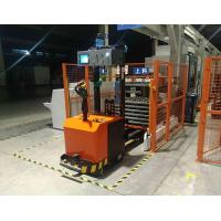 AGV Automatically Guided Vehicle