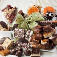 Buy cheap Brownie Points Gourmet Sampler Gift Basket from wholesalers