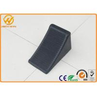 Wholesale Light Weight Anti Corruption Rubber Wheel Chock for Car Parking 165 * 95 * 95 mm from china suppliers