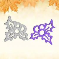 Buy cheap Christmas mistletoe paper craft cutting for paper crafts from wholesalers