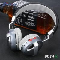 OEM Popular Stereo Bluetooth Headphones With Built In FM Radio With Memory Cards