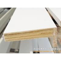 Buy cheap Plywood door frame with gesso coated from wholesalers