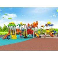 Buy cheap C111-1 720*200*380cm Kids Outdoor Play Area from wholesalers