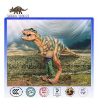 Buy cheap High Quality Adult Suit Walking Dinosaur Costume from wholesalers