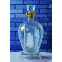 dragon boat craft 375-500-750ml Glass Wine Bottle Manufactures