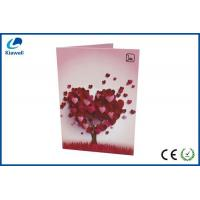 Buy cheap Recordable greeting cards from wholesalers
