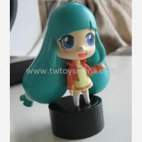 Buy cheap Anime Dolls 3D Big Eye Girl with Base Long Hair Cartoon Girl from wholesalers
