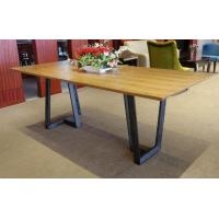 China Modern Conference Furniture Wood Meeting Table Design on sale