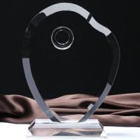 Wholesale Crystal Trophy Clock CY-TR-15 from china suppliers
