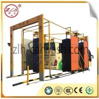 Buy cheap Automatic double-decker 4 Brushes Tunnel Type Bus Wash Machine from wholesalers