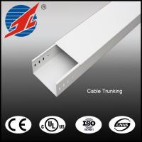 Buy cheap Galvanized Cable Trunking with National Standard Thickness and Cover from wholesalers
