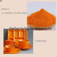 Buy cheap Non-toxic Bright Melamine Moulds Urea Formaldehyde Molding Compound from wholesalers