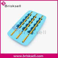 Buy cheap silicone ice cube mold BKS-f1011 from wholesalers