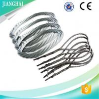 Buy cheap Hand Spliced Braided Wire Rope Sling from wholesalers