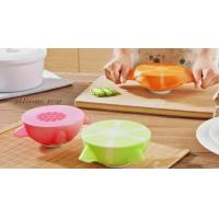 Wholesale Best Collapsible 3 Compartment Silicone Bento Lunch Box Food Container For Kids And Adults from china suppliers