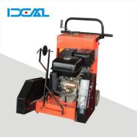 Buy cheap gasoline concrete saw diesel engine concrete cutting machine 13hp road saw machine from wholesalers