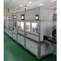 Tapered roller bearing assembly detection Line