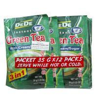 Wholesale Instant Green Tea Ready Mix DEDE from china suppliers